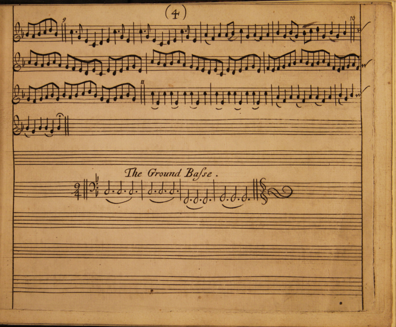 3b Old Simon - Division Violin 2
