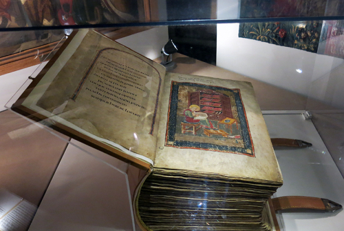 Codex Amiatinus at Cluny
