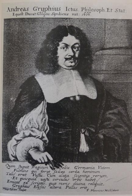 Gryphius portrait