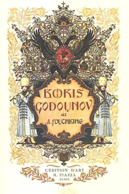 Zvorykin's Boris Godunov
