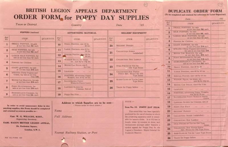 British Legion 2