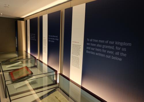 Magna Carta Room 1