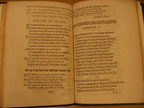 3 Cabot Tumulus sonnets