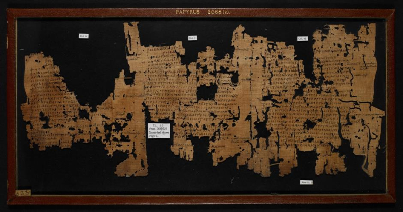 Papyrus 2068