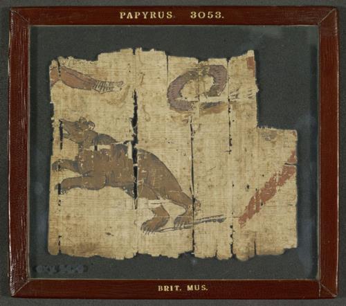 Papyrus 3053