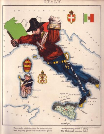 3. Italy 1868