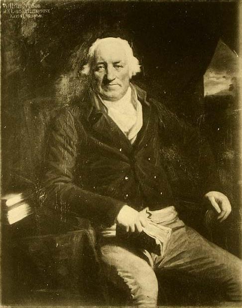 Portrait of William Fullerton Elphinstone