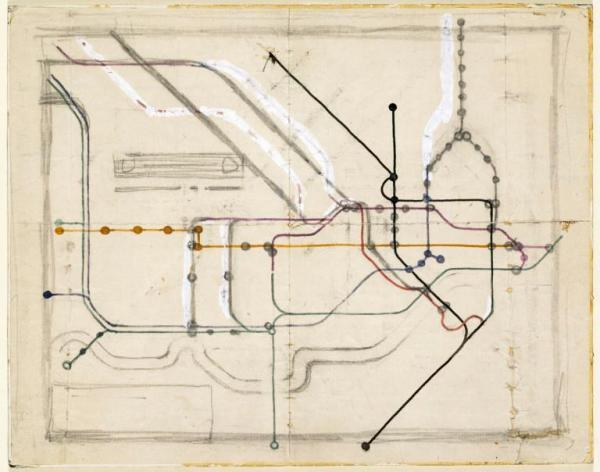 Tube drawing beck