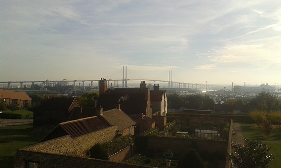 HHPP view over Thurrock