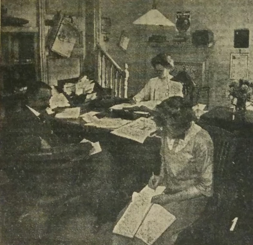 1 Advert managers office
