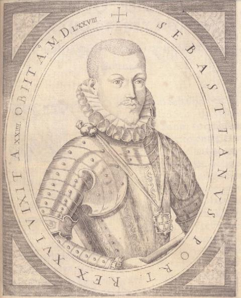 Actaeon King Sebastian 10631.c.4