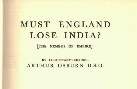 Osburn book