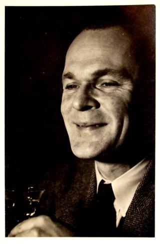 Humphrey Searle ca . 1950