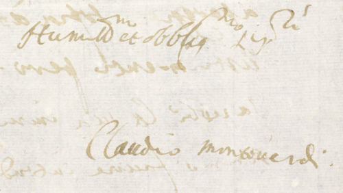 British Library Monteverdi Letter Ms_mus._1707_f002v_signature
