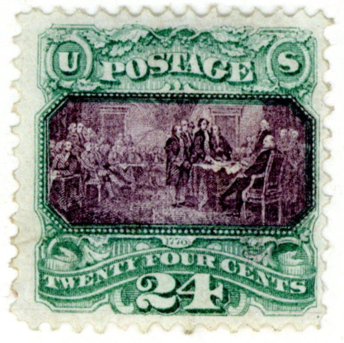 Stamp For Independence A Brief Philatelic Tour Of The Declaration