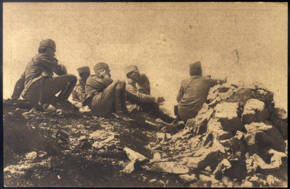 WWI soldiers hrh-alexander