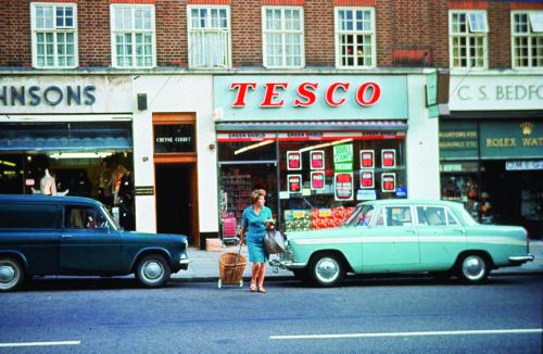 1960s store