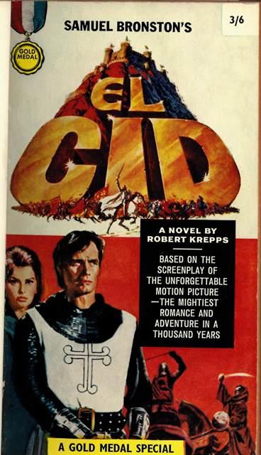 El Cid film tie-in