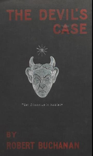 Cover of the The Devil's Case - the Devil's horned head