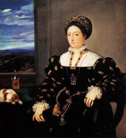 Eleanora gonzaga titian
