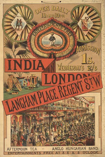 Item 28 Evan.2591 India in London