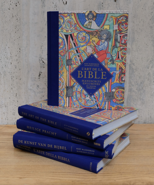 Art of the Bible stack