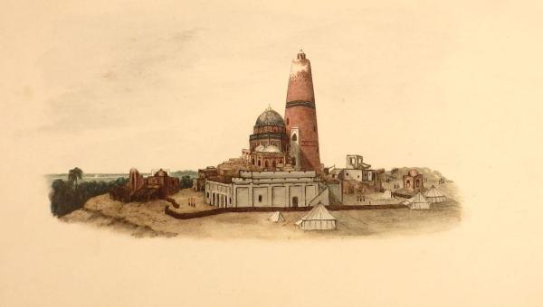 Syed's tomb Sukkur