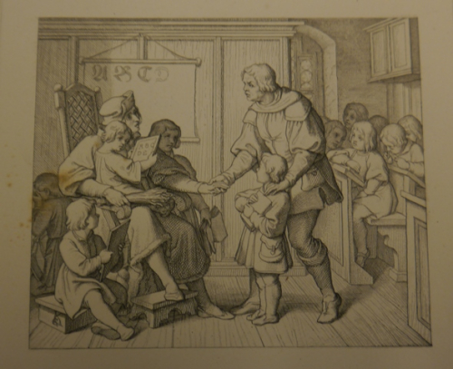 Luther goes to school 4885.f.14