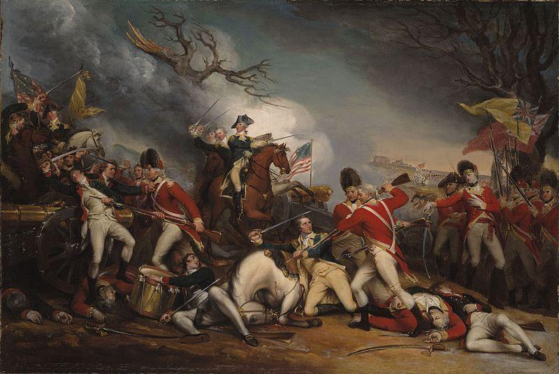 Rush battle