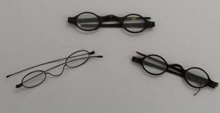 Jane Austen's glasses