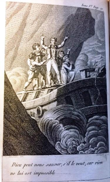 Robinson shipwreck