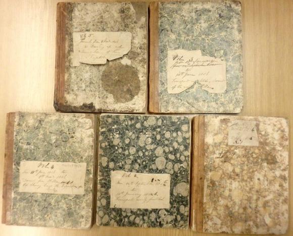 Charlewood's Journals