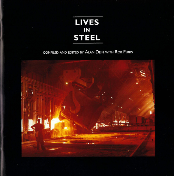 Lives in steel cd front