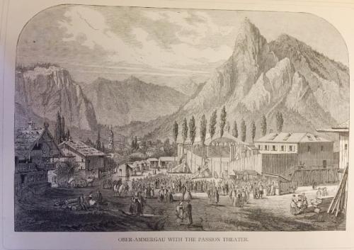 Oberammergau theatre
