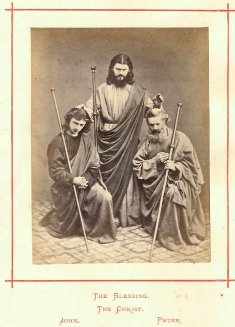 Oberammergau Blessing 1871