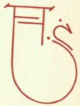 Arthur Sjögren's monogram