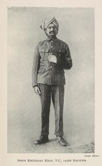 Sepoy Khudadad Khan