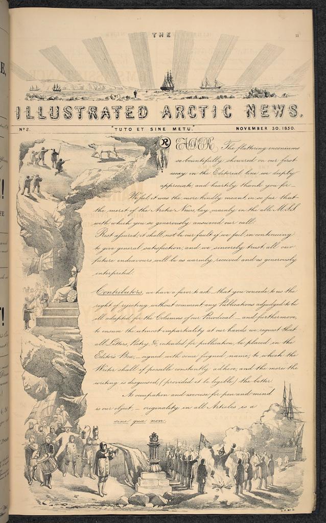 Illustrated Arctic News 1