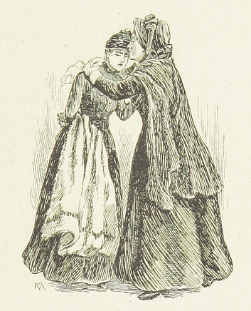 Image of two women from Poor and plain