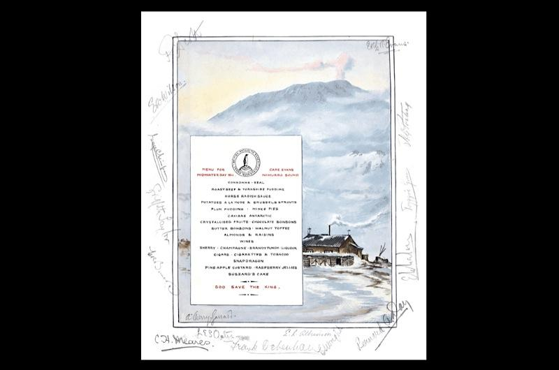 South Polar Times (Midwinter Day Spet 1911)