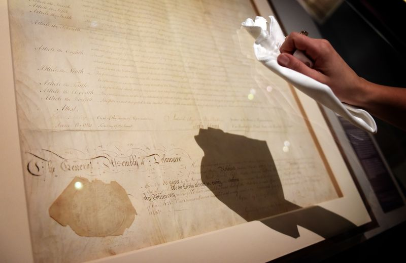 Us-bill-of-rights-magna-carta-british-library-law-legacy-liberty (cr Clare Kendall)