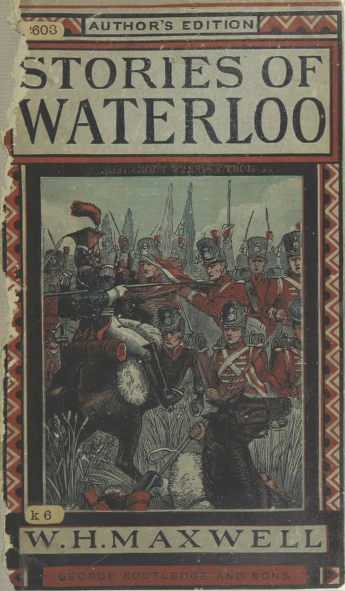 Stories of Waterloo book cover