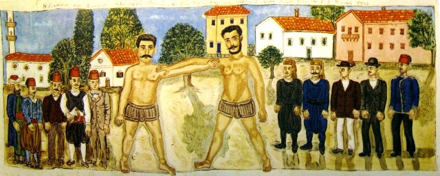 CM Theophilos Fig.2. Fight