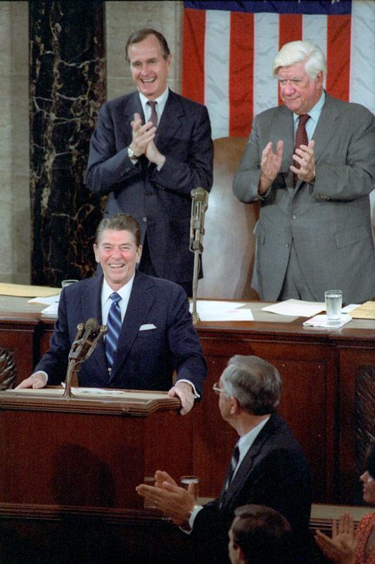 President_Reagan_addresses_Congress_1981