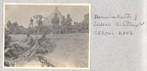Photo of Indian soldiers