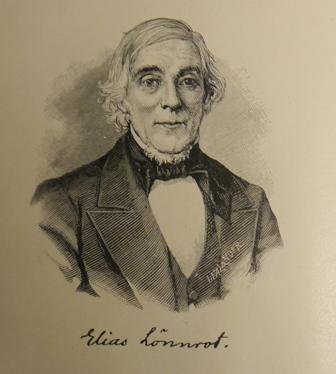 Kalevala Elias Lönnrot
