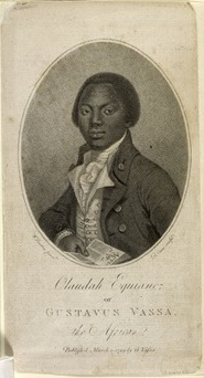Oloudah Equiano, The interesting narrative of the life of O. Equiano, or G. Vassa, the African ... written by himself (London, 1789). British Library, 615.d.8
