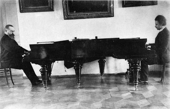 STaneev and AGoldenveizer