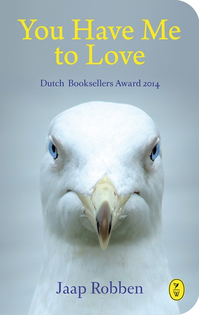 Cover of 'You have me to love' with a photograph of a seagull
