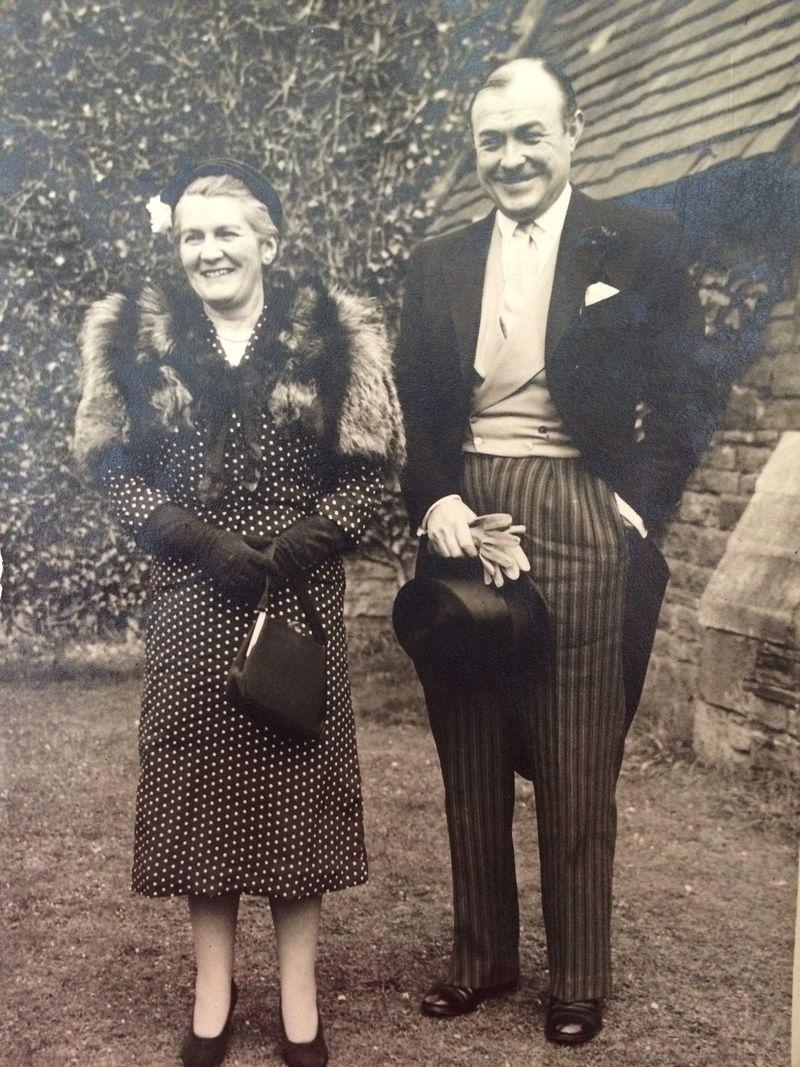 David and Phyllis Hughes
